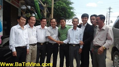 lanh đạo huyện Hoài Nhơn