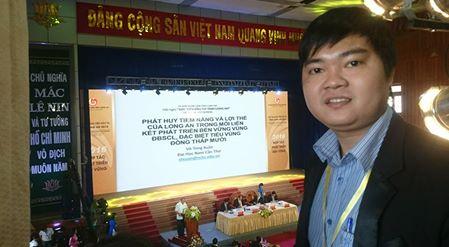 Chủ tịch BaTriVina Vinh dự được gặp Thủ tướng Chính Phủ Nguyễn Xuân Phúc tại chương trình Xúc tiến Đầu Tư tỉnh Long An 2016